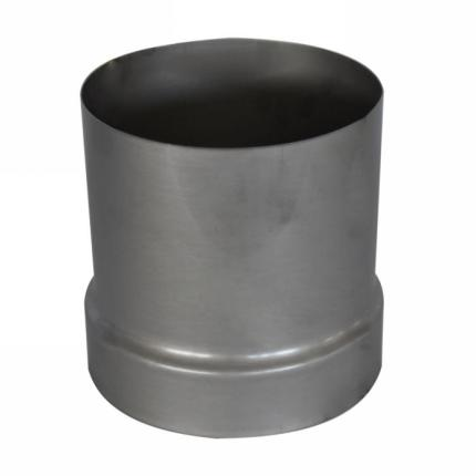 Chimney reduction diameter 200 mm, stainless steel