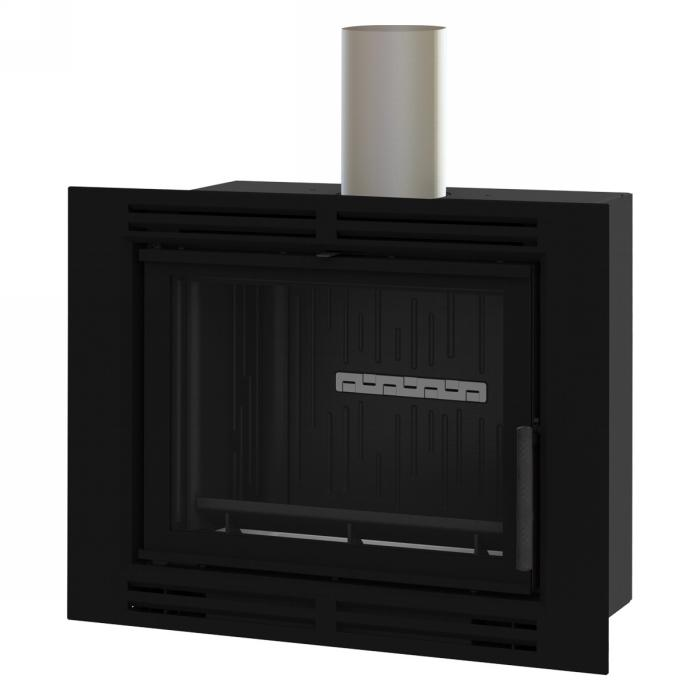 Fireplace cassette BeF Effi 6S