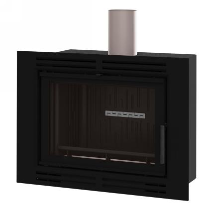 Fireplace cassette BeF Effi 8