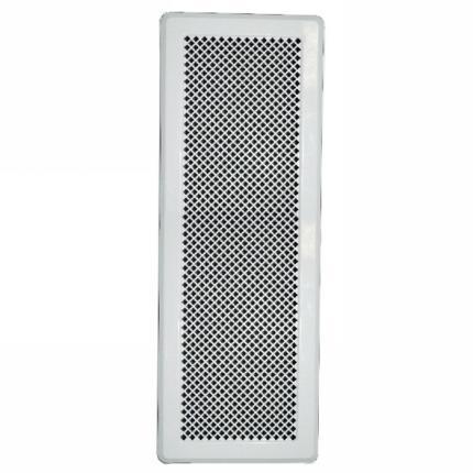 Mřížka K5 - 485 x195 mm bílá