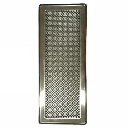 Mřížka K5 - 485 x195 mm chrom