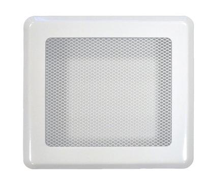 Mřížka KRL2 195 x175 mm bílá jemná