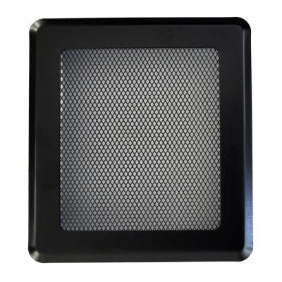 Mřížka KRL2 195 x175 mm černá jemná