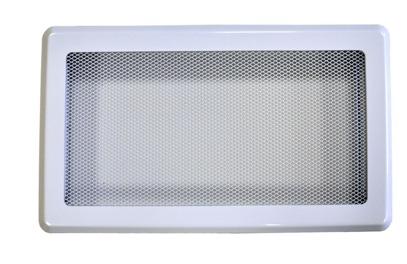 Mřížka KRL4 195 x335 mm bílá jemná