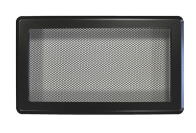 Mřížka KRL4 195 x335 mm černá jemná