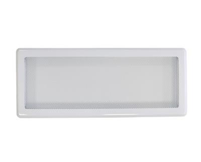 Mřížka KRL5 195 x485 mm bílá jemná
