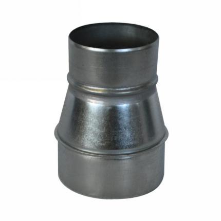 Adaptador      Ø 125/100 mm